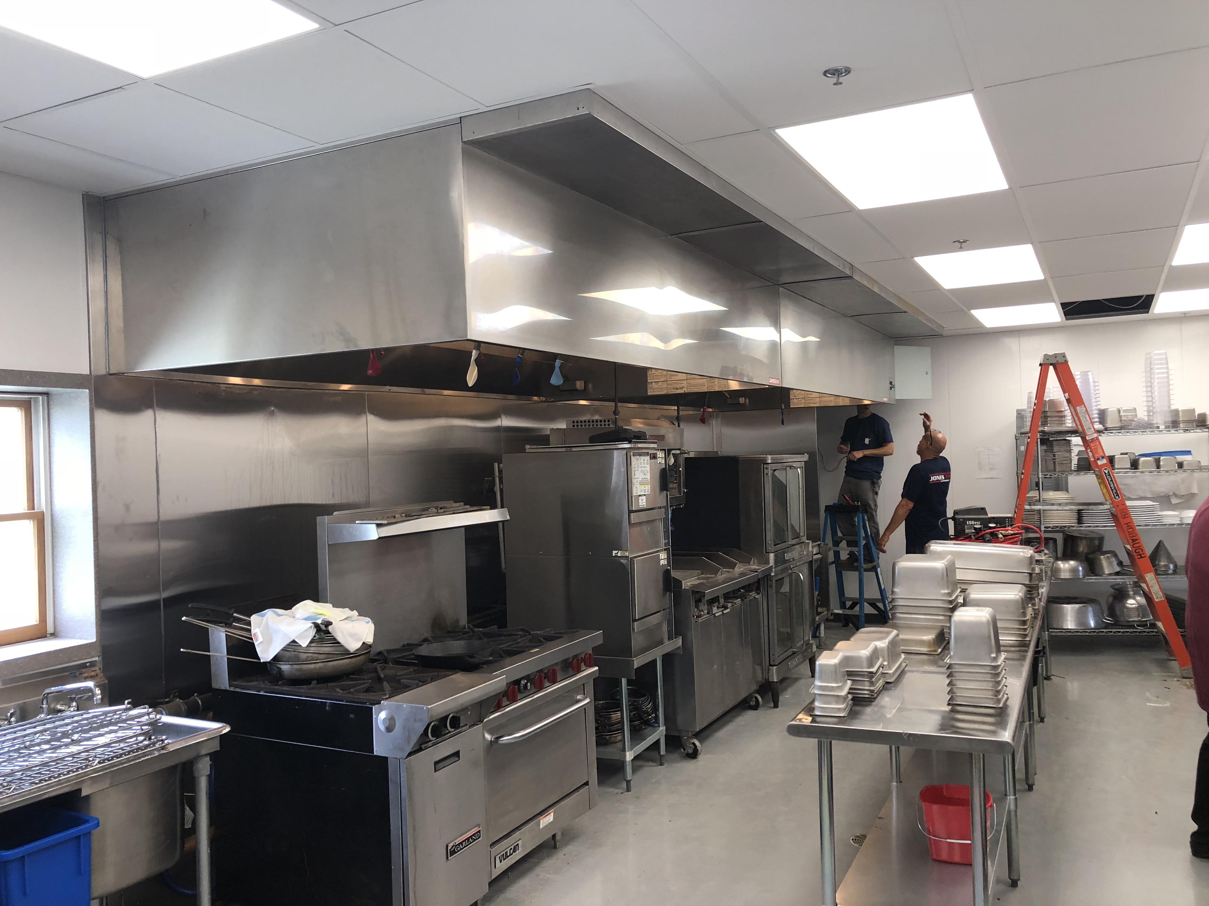 Kitchen Hoods Superior Metalworks Inc Carlisle Pennsylvania